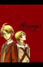 Always~AmeCan by Hetaliagirl19