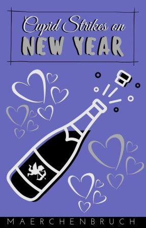 Cupid Strikes on New Year by maerchenbruch