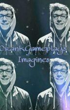 Crankgameplays imagines by I_Love_Markiplier_