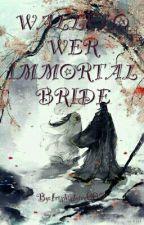WALLFLOWER Immortal Bride  ( NOT EDITED YET ). (BxB,mpreg) by Irishistoire009