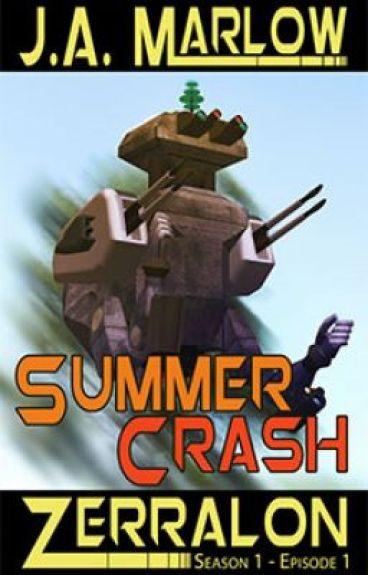Summer Crash (Zerralon 1.1) by JAMarlow