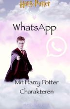 WhatsApp mit Harry Potter ~ WhatsAppchats mit Harry Potter Charakteren by Phoeningurix