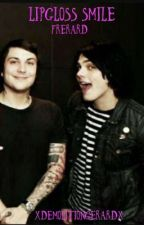 lipgloss smile [frerard dd/lb]completed by xdemolitiongerardx