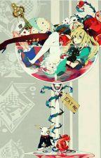 Алиса в стране чудес  by anazirou