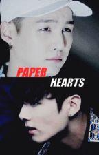 Paper Hearts by miyoonga