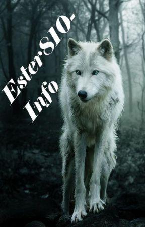 Ester810- Informace by Ester810