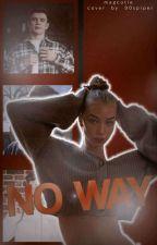 No Way   Hayes Grier  by Magcutie