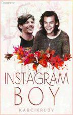 Instagram boy/ Larry. by KarcikRudy