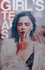 GIRLS TEARS  T.V.D by layneywayneysVoid