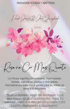 rosa é a cor mais quente ⚣ jikook by paradiseyoongi