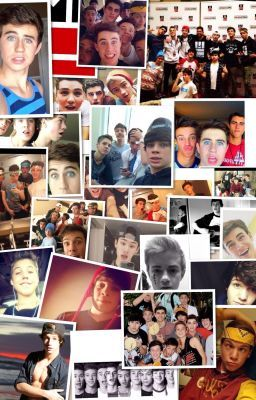 Magcon Boy Imagines For Sam (Hayes Grier/Taylor Caniff) - Wattpad