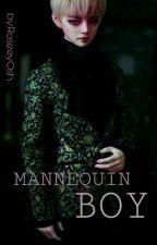 MANNEQUIN BOY by RoseeyOsh