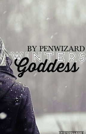 Winters Goddess by penwizard35