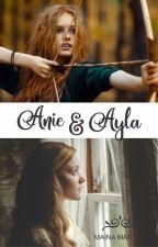 Anie e Ayla by Mainamattos