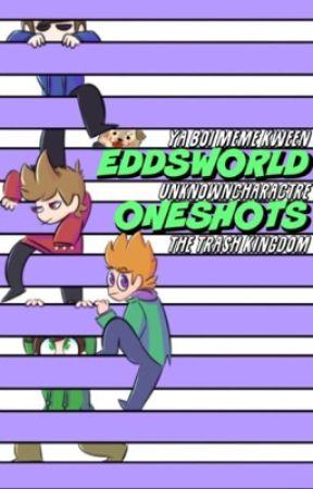 Eddsworld oneshots (discontinued) - SoulHeat- A tori x fem reader