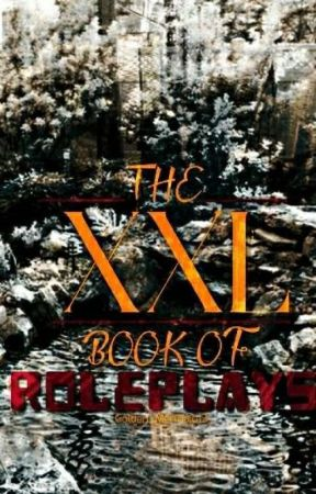 The XXL Book of Roleplays {OPEN} by Golden_Mermaid13