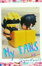 My Fans by tya_chan13