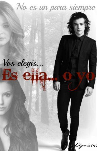El chico popular y la chica vampira... ~ Es ella o Yo ~ (2º Temporada)