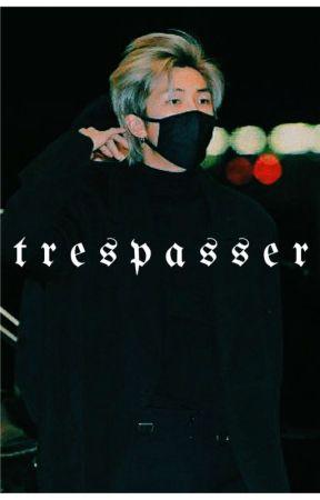 trespasser ー knj (on hold) by soapysuga