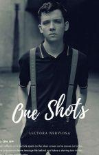 Asa Butterfield • One shots • © by ChloeBlackWriter