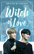 Witch of Love 🌻 Meanie by pea-chy