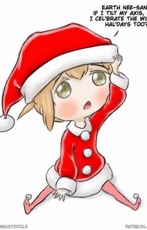 Christmas Discord.Pluto Chan S Lonely Christmas Pluto S Christmas Tradition