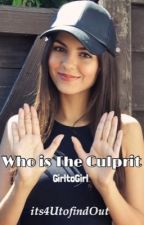 Who is The Culprit (GxG) by its4UtofindOut
