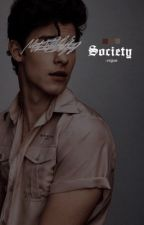 3 | SOCIETY º JAMES & DOMINIQUE  by -vxgue