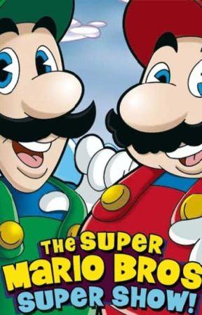 The Super Mario Bros Super Show Book 1 3 Butch Mario And The