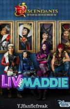 The long lost triplet: descendants/liv and maddie by owenjennoghost
