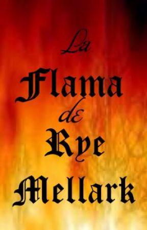 La Flama de Rye Mellark by firestar1007