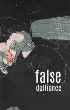 False Dalliance |C. CULLEN| by _aDreamscape_