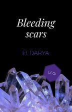 Bleeding scars/Eldarya by -Legi-