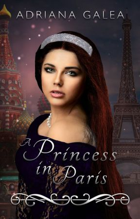 A Princess in Paris by AdrianaGalea