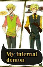 My internal Demon (Billdip) by flormala
