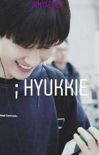 ; hyukkie [EunHae] by __KimTae_Tae
