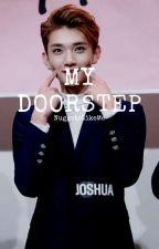 My Doorstep   Joshua Hong ff by NuggetsLikeMe