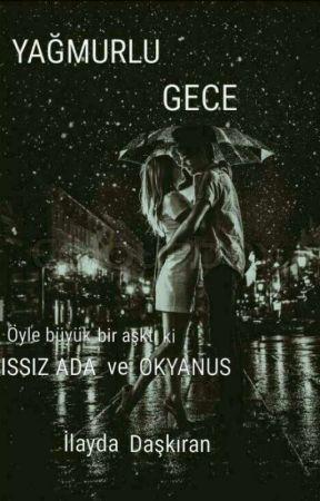 YAĞMURLU GECE (TAMAMLANDI/DÜZENLENİYOR) by sanatdaskiran