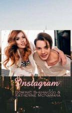 Instagram || Dominic Sherwood y Katherine McNamara. by acrossharry