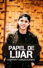 Papel de lijar | Christopher Velez by sammtthew