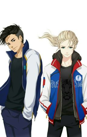 Yurio X Otabek; Alpha and Omega by June_Miku