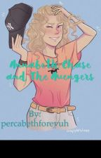 Annabeth Chase and the Avengers by percabethforevuh