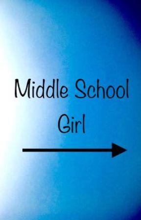 Middle School Girl by JulieDison