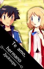 Te Amo Hermano by jpokecpo