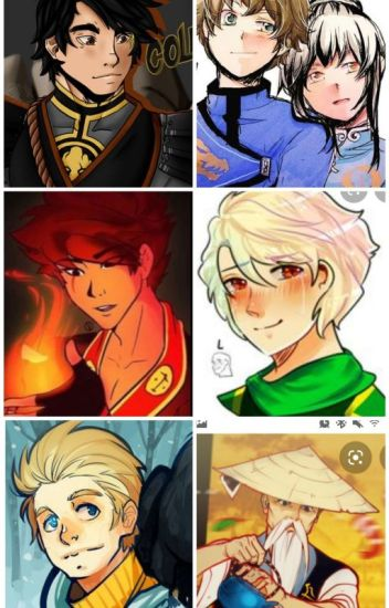 Save Us Cole X Reader - ninjago lover - Wattpad