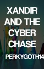 Xandir and the Cyber Chase by PerkyGoth14