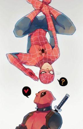 Spider-Man X DeadPool by Virgil_Shipper666