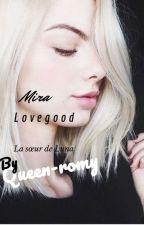 Mira Lovegood la sœur de Luna  by La_reinedesbulles