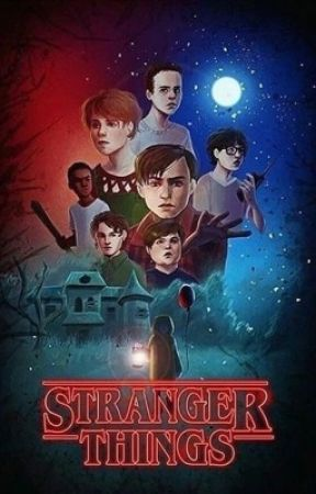 IT is a Stranger Love(a stranger things and it cast