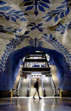 Le garçon du métro by Miserock